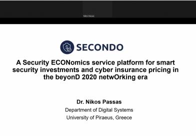 SEONDO's Presentation at the 1st DeSECSyS Workshop