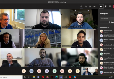 SECONDO's Mid – Term Review Meeting