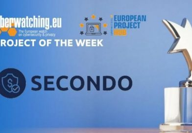 """SECONDO Has Been Selected From Cyberwatching.eu As """"Project of the Week"""""""