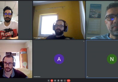 SECONDO Researchers had a Virtual Meetings to Discuss Technical Issues Regarding the D3.2